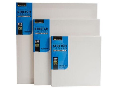 Prime Art Stretched Canvas