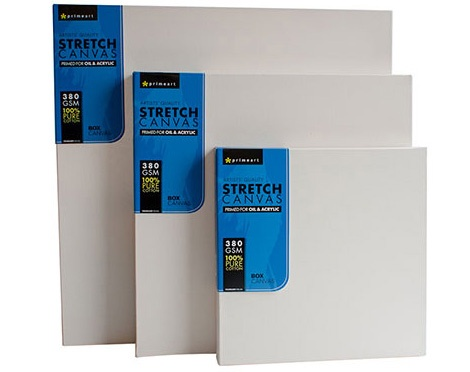Prime Art Stretched Box Canvas