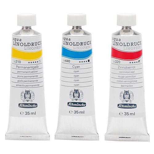 Schmincke Aqua Linoprint Ink 35ml