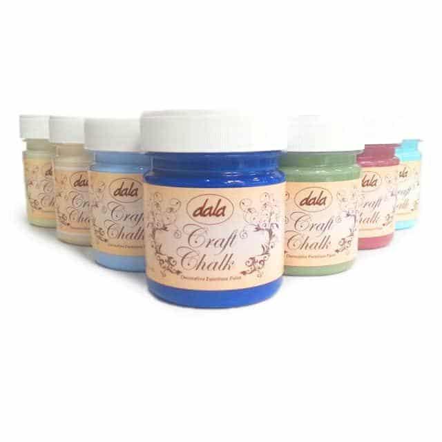 Dala Craft Chalk Paint 100ml