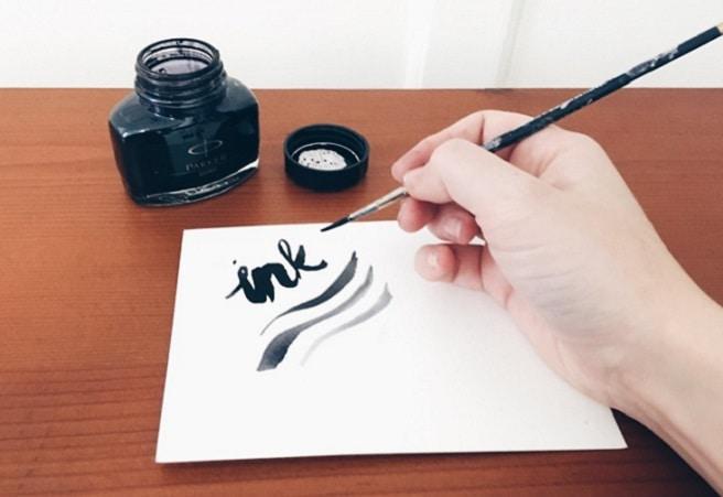 Quink Ink
