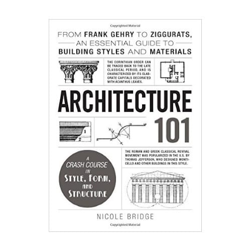 Architecture 101 the deckle edge for Architecture 101