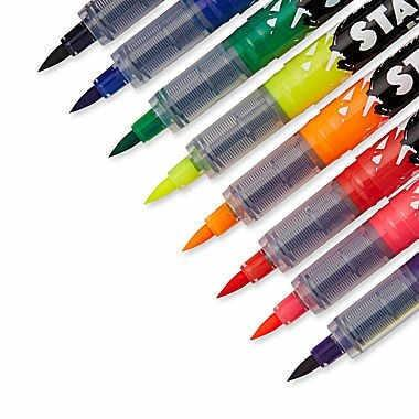 sharpie stained fabric markers set of 8 the deckle edge
