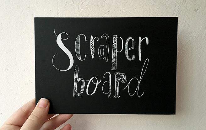 scraper feature