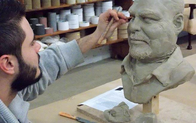 Matt Daniel Sculpting Clay