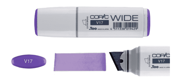 Copic Wide Marker 00 Empty