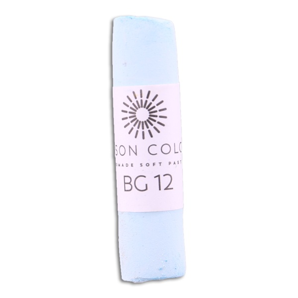 Unison Soft Pastels Single Blue Green 18