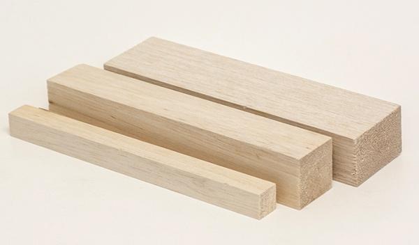 Balsa Blocks (Various Sizes)