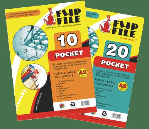 Flip File A2