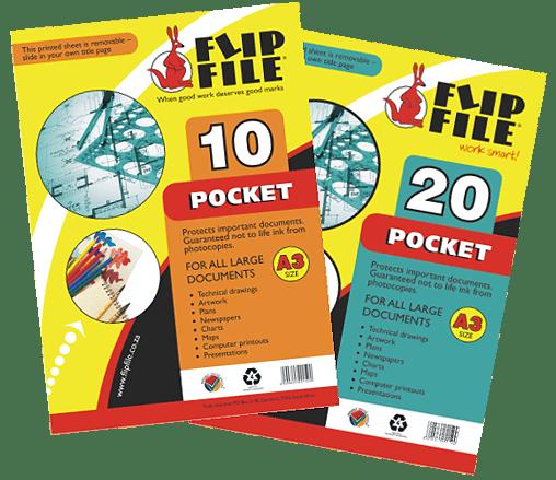 Flip File A3