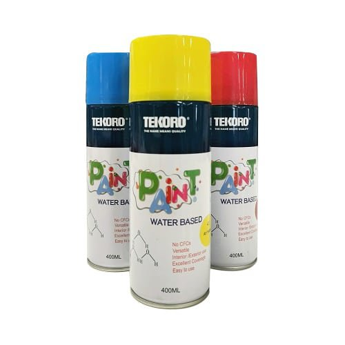 Tekoro Water-Based Spray Paint