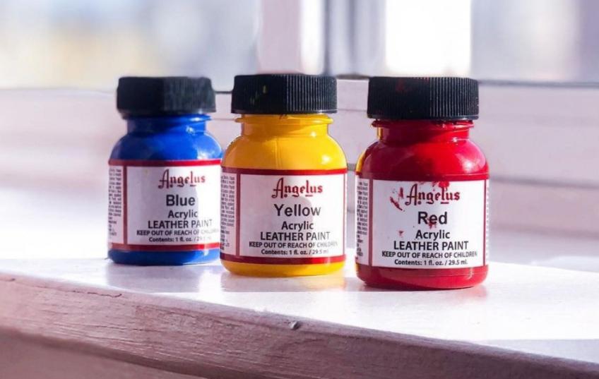 Angelus Leather Paints