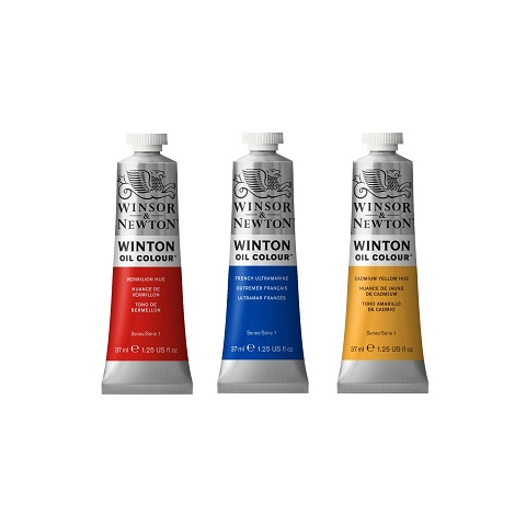 Winton Oil Colours 37ml